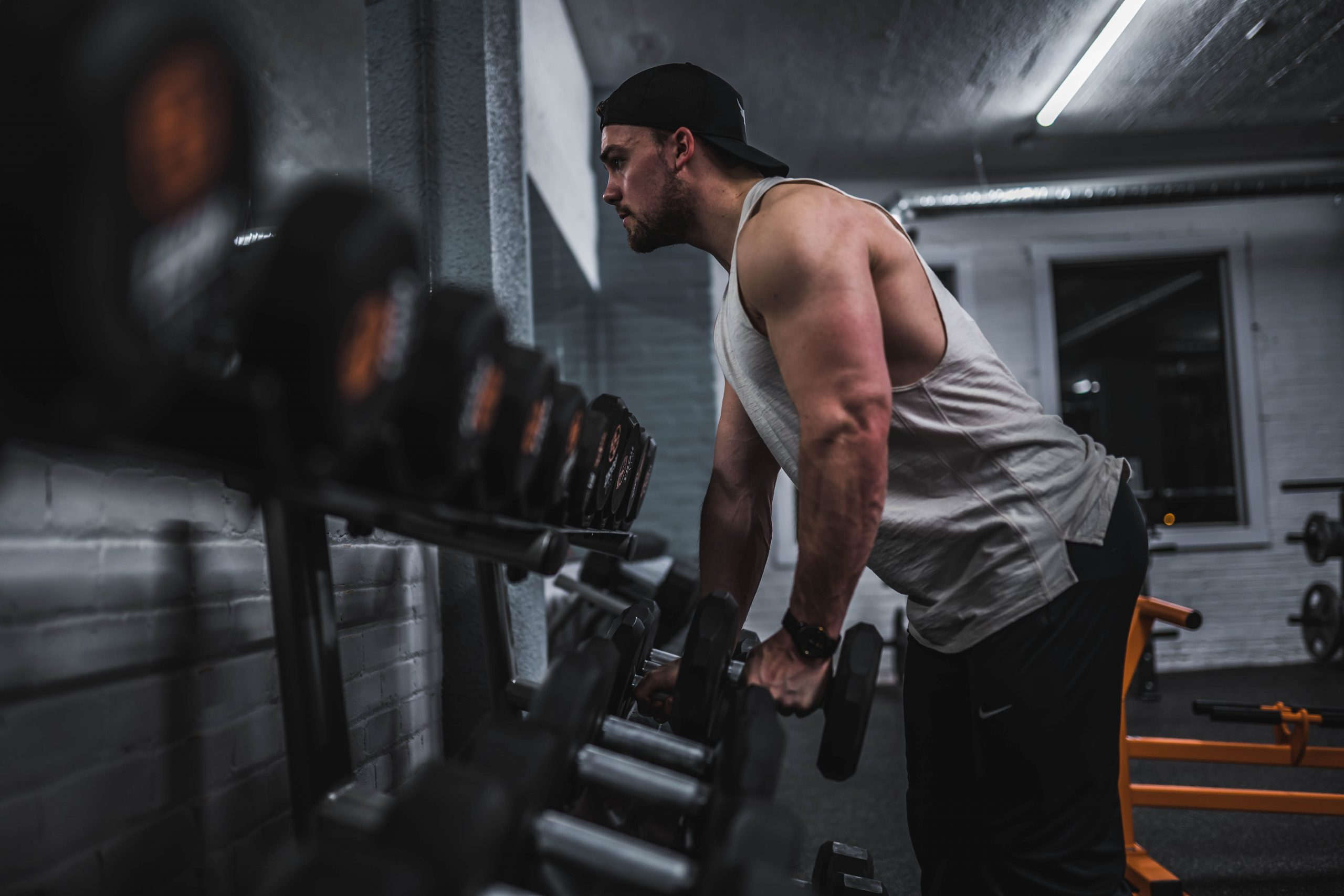 Muscle Building Goals
